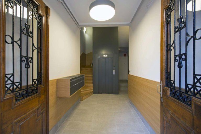 Eliminación de barreras arquitectónicas en Pérez Galdós