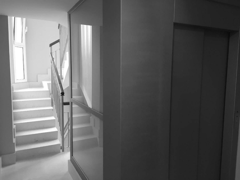 Obra civil para instalación de ascensor