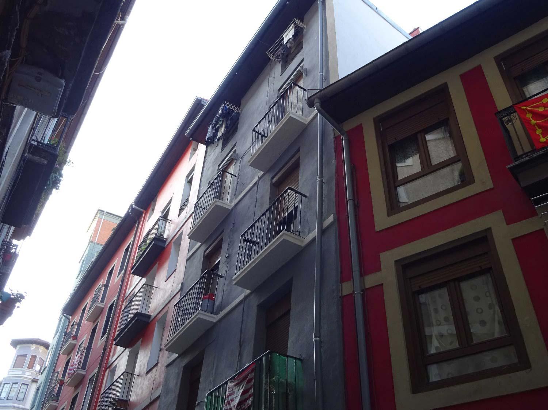Refuerzo estructural en calle Iturribide 34