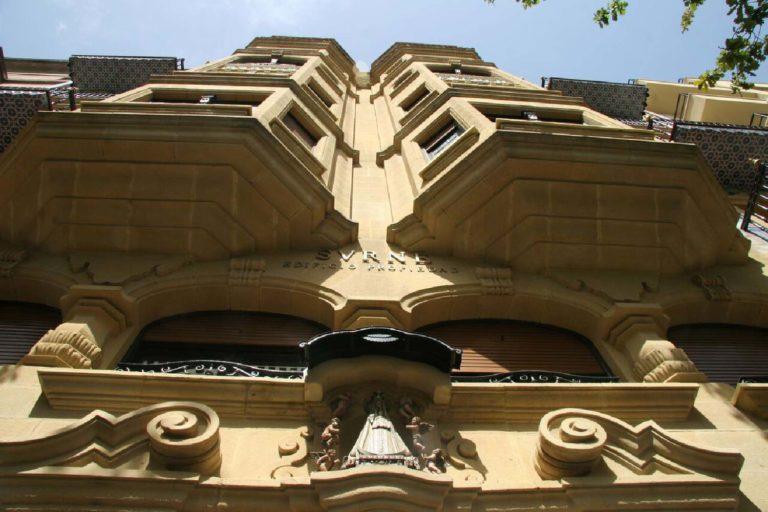 Rehabilitación de la Casa de los Aldeanos, Aretxabaleta 6