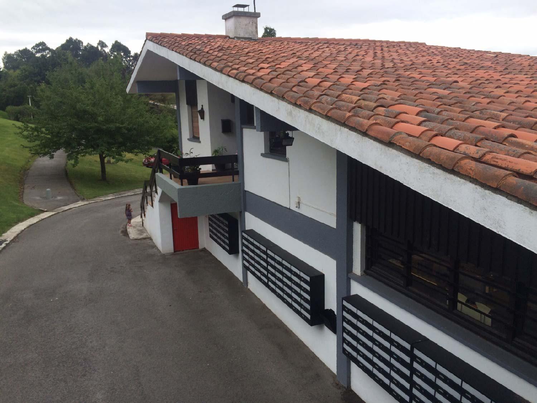 Rehabilitación de cubierta en Laukiz