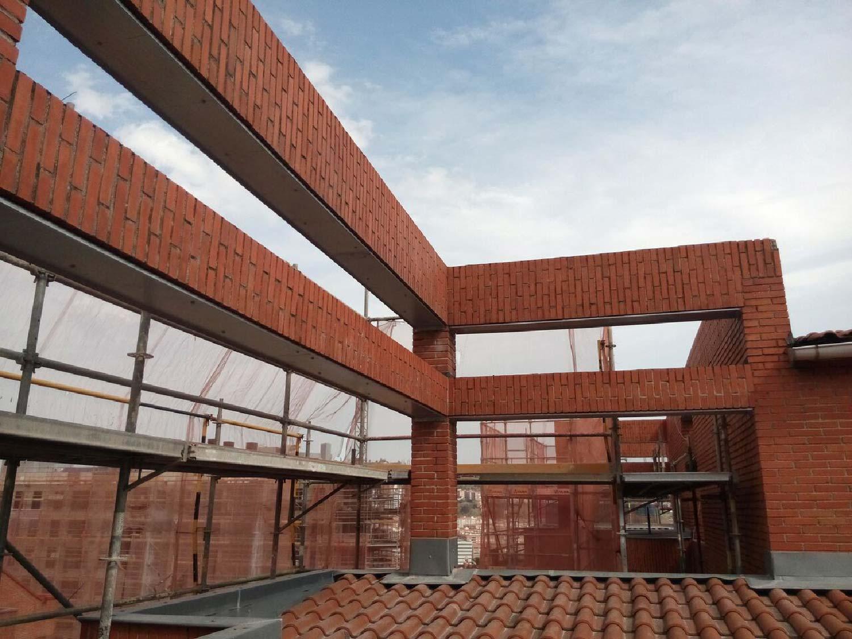 Rehabilitación de fachada en Basurto Castrejana