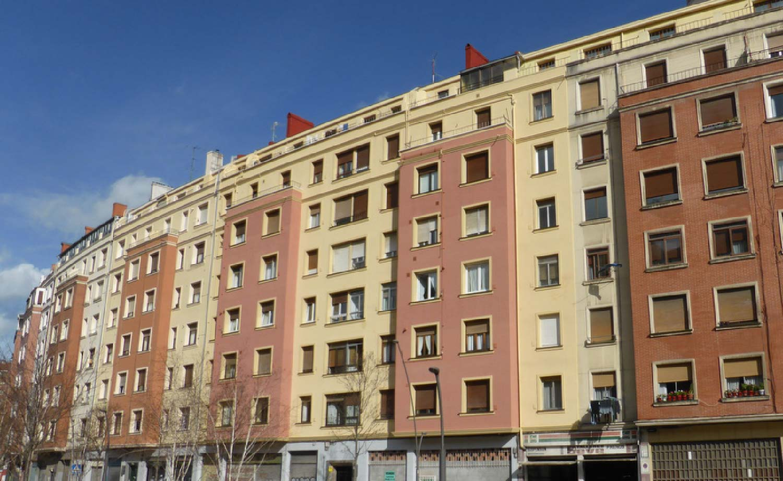 Rehabilitación con SATE en Bilbao