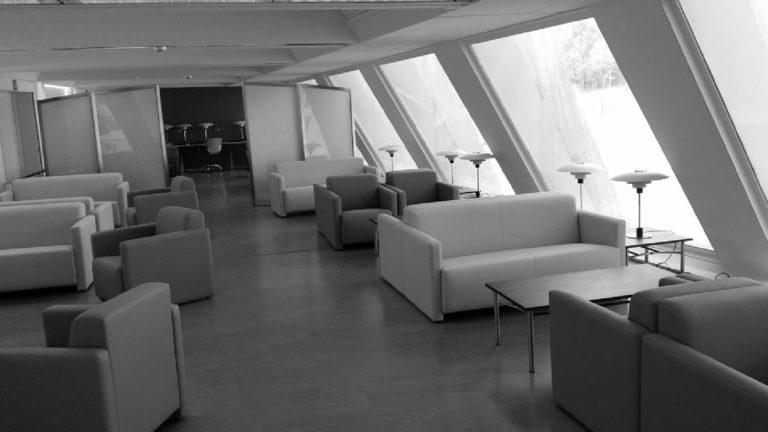 Nueva sala VIP en el Aeropuerto de Bilbao