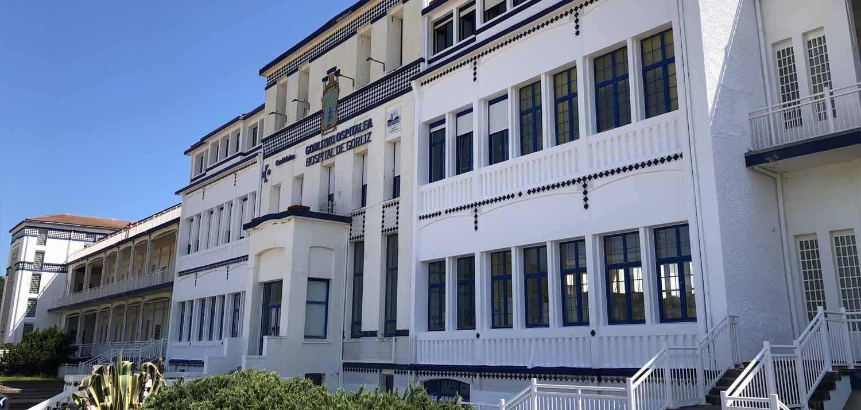 Rehabilitación del Hospital de Gorliz para Osakidetza