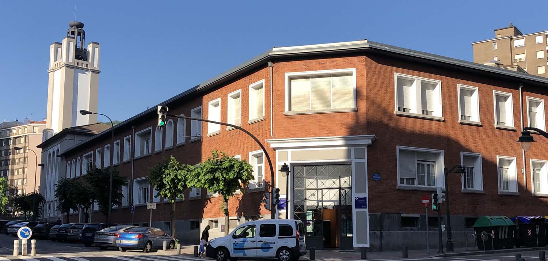 Rehabilitación del centro Red de Salud Mental en María Díaz de Haro, Bilbao