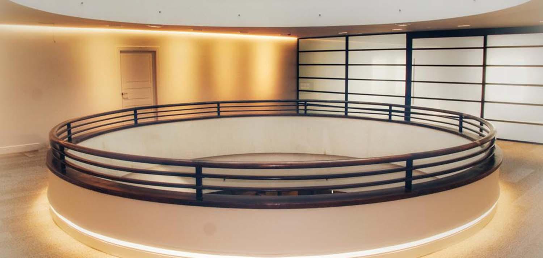 Reforma en edificio de la Bolsa de Bilbao