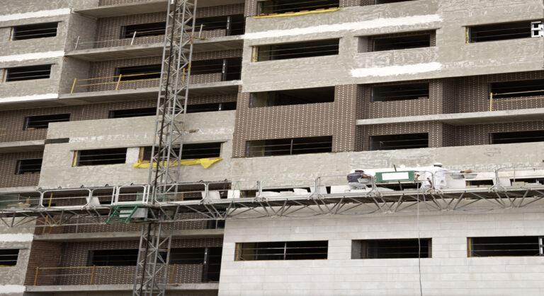 Métodos de rehabilitación de fachadas