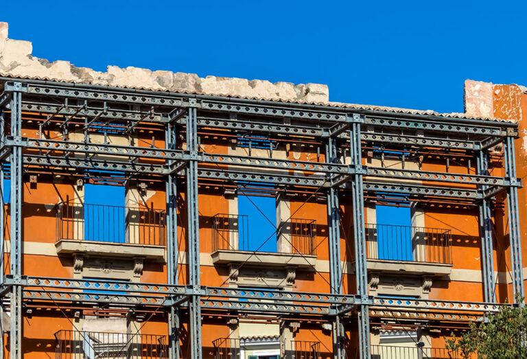 Rehabilitación en cubiertas y tejados