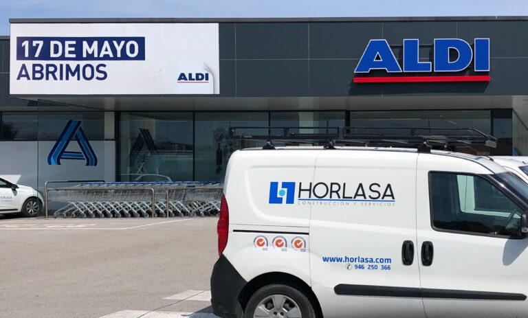 Proyecto terminado de Aldi Santander