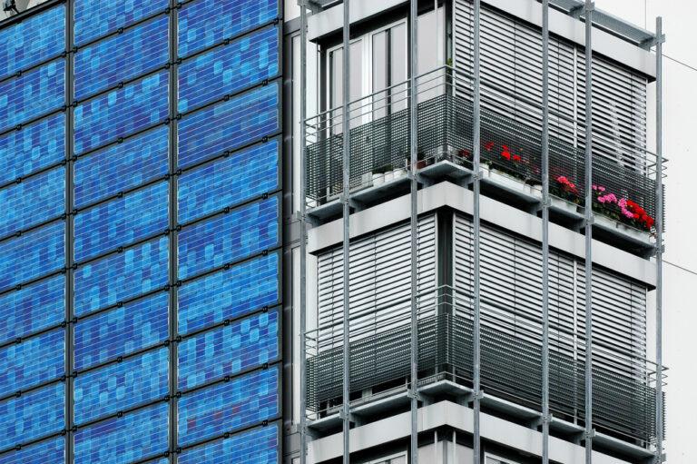 Revestimientos ecológicos para fachadas